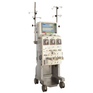 plasmapheresis machine / trolley-mounted