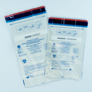 biological products packaging pouch