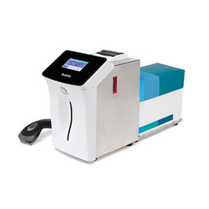 human electrolyte analyzer / automatic / pH / Na+