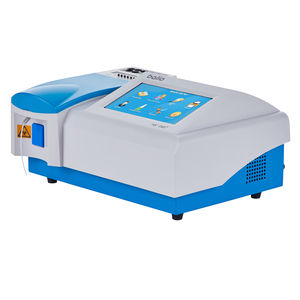 semi-automatic biochemistry analyzer / for clinical diagnostic / benchtop / integrated system