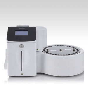 automatic electrolyte analyzer / pH / K+ / Na+