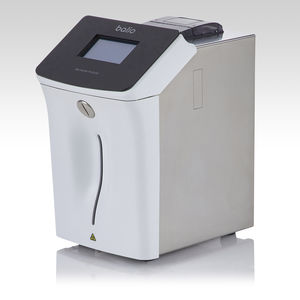 automatic electrolyte analyzer / pH / veterinary / with touchscreen