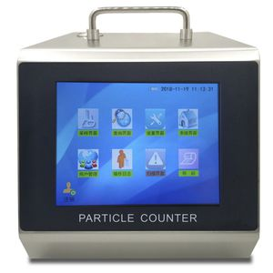 clean room particle counter