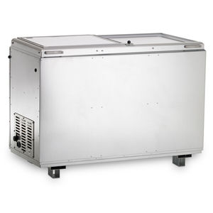 cooling cabinet / for temperature-sensitive products / with sliding door