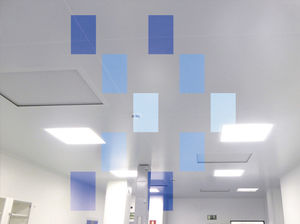 clean room modular ceiling