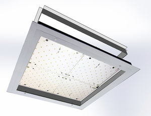 built-in lighting