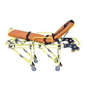 emergency stretchers / pediatric / portable / X-ray transparent