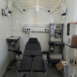 trailer mobile clinic