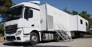 general medicine mobile health vehicle