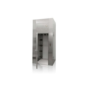 air shower / for clean rooms / decontamination