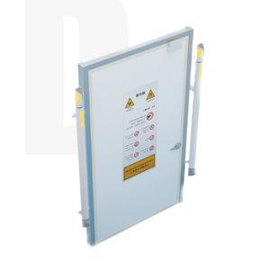 wall-mounted MRI metal detector