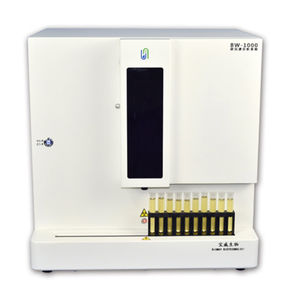 automatic urine sediment analyzer / for clinical diagnostic / benchtop / microscope