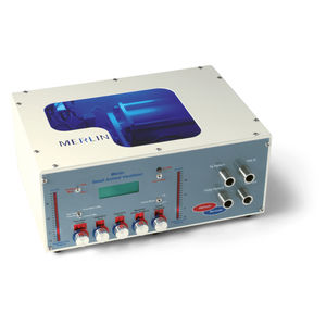 electronic ventilator / veterinary / for small animals