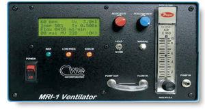 pneumatic ventilator / veterinary / for small animals