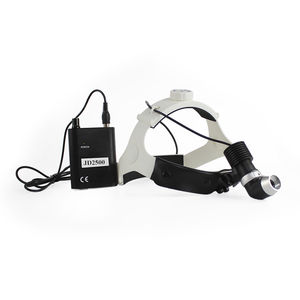 surgical headlight / dental / LED / with rechargeable battery