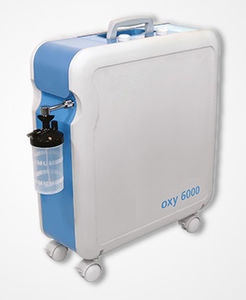 oxygen concentrator on casters