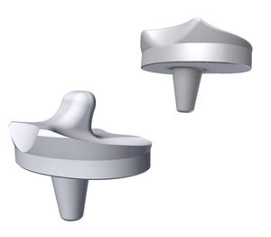 mobile-bearing tibial bearing