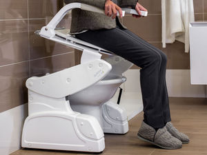 Astonishing Electric Raised Toilet Seat All Medical Device Lamtechconsult Wood Chair Design Ideas Lamtechconsultcom