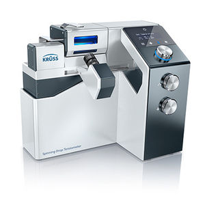 control analyzer / for the pharmaceutical industry / benchtop / digital