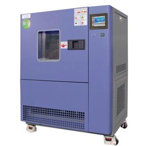 temperature test chamber / stainless steel / cooling / low-temperature