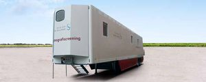 mammography mobile health vehicle