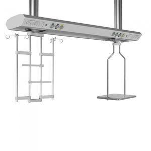 supply beam system / ceiling-mounted / ICU / modular
