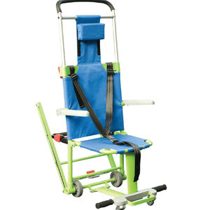 evacuation chair on casters