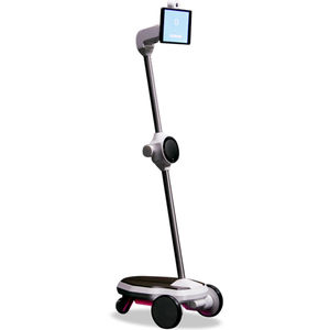teleconsultation medical telepresence robot