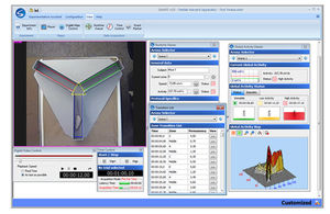 tracking software / image analysis / video recording / preclinical