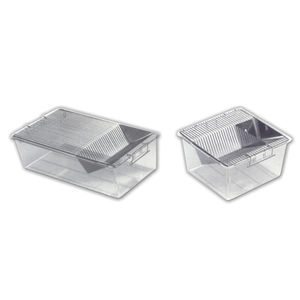 veterinary cage for research applications / for mice / modular / polycarbonate