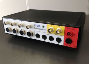 animal research data acquisition system