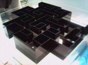 T experiment maze