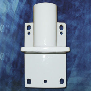 wall-mounted lamp support arm