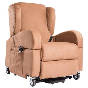 patient chair on casters / lift / electric