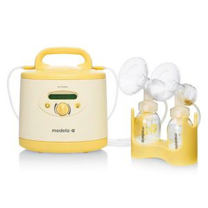 electric breast pump / double