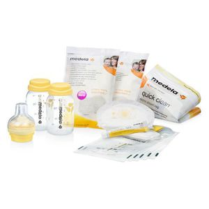 breastfeeding collection kit