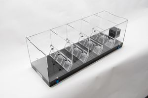 laboratory monitoring system / automated