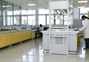 dental laboratory bench