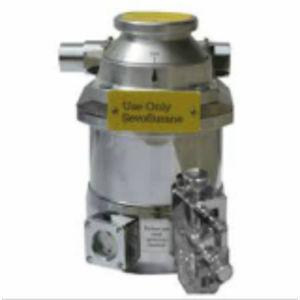 veterinary anesthesia vaporizer / isoflurane / halothane / sevoflurane