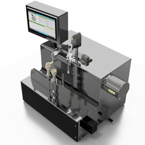 closing machine for the pharmaceutical industry / compact / for vials / syringe