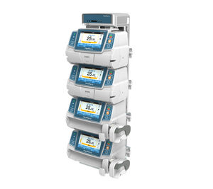 4-channel infusion station