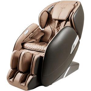 Shiatsu massage armchair
