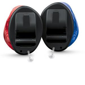 IIC hearing aid