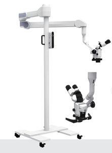 medical microscope / digital / floor-standing / high-resolution
