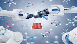 liquid handling laboratory automation system