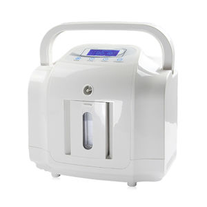 portable oxygen concentrator / homecare / multipurpose / high-purity