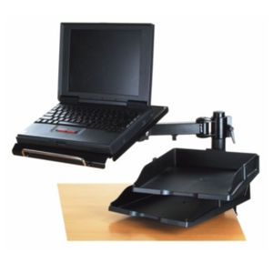 desk laptop support arm