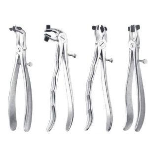 dental crown remover forceps