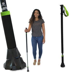 straight handle walking stick