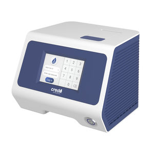 single-well PCR analyzer / with touchscreen / compact